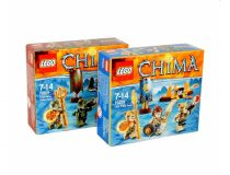 Лего 70229+70231 Super set (Lego Legends Of Chima)