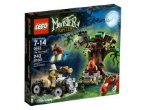 Лего 9463 Оборотень - stock (Lego Monster Fighters)
