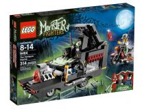 Лего 9464 Катафалк вампира (Lego Monster Fighters)