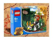 Лего 7411 Рёв тигра (Lego Orient Expedition)