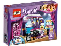 Лего 41004 Генеральная репетиция (Lego Friends)