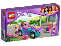 Лего 3183 Роскошный кабриолет Стефани (Lego Friends)