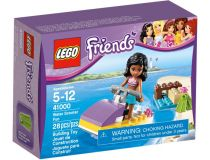 Лего 41000 Водный мотоцикл Эммы (Lego Friends)