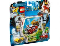 Лего 70113 Бойцы Чи (Lego Legends Of Chima)