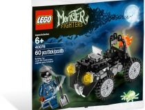 Лего 40076 Zombie car (Lego Monster Fighters)