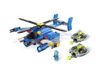 Лего 7067 Jet-Copter Encounter (Lego Alien Conquest)