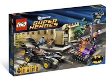 Лего 6864-S Бэтмен против Двуликого - stock (Lego Super Heroes)