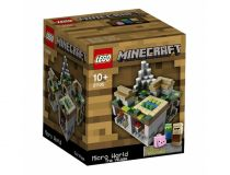 Лего 21105 Micro World: The Village  (Lego Minecraft)