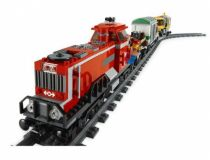 Лего 3677 Red Cargo Train (Lego City)