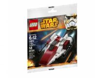 Лего 30272 - Истребитель A-Wing (Lego Star Wars A-Wing Starfighter)