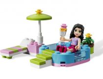 Лего 3931 Бассейн Эммы (Lego Friends)