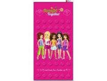 Лего 100723 Пляжное полотенце (Lego Friends)