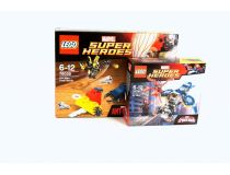 Лего 76039+76036 - Super set (Lego Super Heroes)