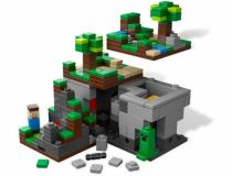 Лего 21102 Micro World Minecraft (Lego Minecraft)