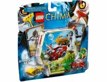 Лего 70113 Бойцы Чи - Stock (Lego Legends Of Chima)