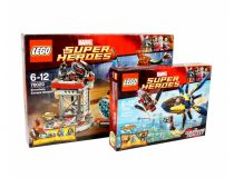 Лего 76019 и 76020 - Super set (Lego Super Heroes)