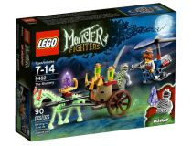 Лего 9462 Мумия (Lego Monster Fighters)