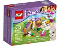 Лего 41087 Зайчата (Lego Friends)