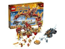 Лего 70146 Огненный летающий Храм Фениксов (Lego Legends Of Chima)