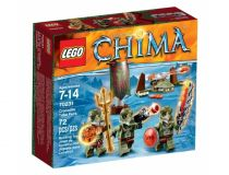 Лего 70231 Лагерь Клана Крокодилов (Lego Legends Of Chima)