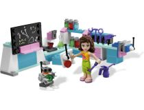 Лего 3933 Лаборатория Оливии (Lego Friends)