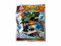 Лего 391411 Артиллерия ледяного охотника (Lego Legends Of Chima)
