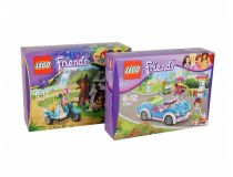 Лего 41032+41091 Super set (Lego Friends)