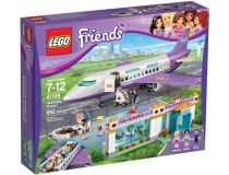 Лего 41109 Аэропорт ХартЛэйк Сити (Lego Friends)