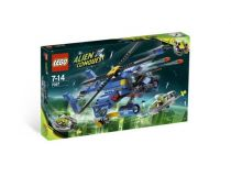 Лего 7067-S Jet-Copter Encounter - stock (Lego Alien Conquest)