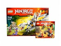 Лего 70748+70753 Super set (Lego Ninjago)