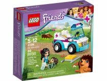 Лего 41086 Ветеринарная скорая помощь (Lego Friends)