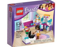 Лего 41009 Спальня Андреа (Lego Friends)