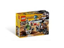 Лего 8896 Змеиный каньон (Lego World Racers)