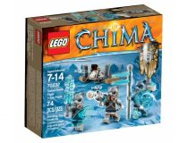 Лего 70232 Лагерь клана Саблезубых Тигров (Lego Legends Of Chima)