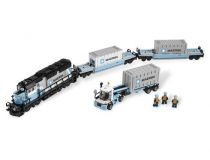 Лего 10219-S Maersk Train - stock (Lego Exclusives)