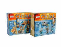Лего 70229+70232 Super set (Lego Legends Of Chima)