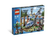 Лего 4440 Пост лесной полиции - stock (Lego City)