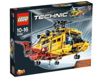 Лего 9396 Вертолёт - stock (Lego Technic)