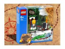 Лего 7410 Река в джунглях (Lego Orient Expedition)