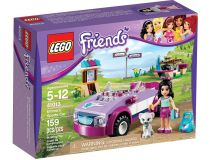 Лего 41013 Спортивный автомобиль Эммы  (Lego Friends)