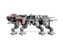 Лего 10195 Republic Dropship with AT-OT Walker (Lego Star Wars)