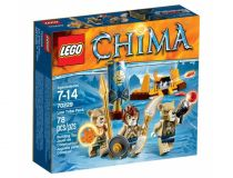 Лего 70229 Лагерь Клана Львов (Lego Legends Of Chima)