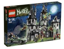 Лего 9468 Замок вампиров (Lego Monster Fighters)