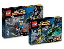 Лего 76025+76026 Super set (Lego Super Heroes)