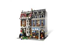 Лего 10218-S Pet Shop - stok (Lego Exclusives)