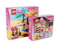 Лего 41060+41061 Super set (Lego Disney Princesses)