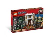 Лего 10217-S Diagon Alley - stock (Lego Harry Potter)