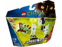 Лего 70138 Паучьи сети (Lego Legends Of Chima)