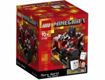 Лего 21106 Micro World: The Nether (Lego Minecraft)