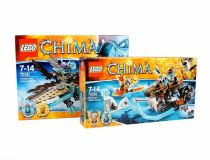 Лего 70141+70220 Super set (Lego Legends Of Chima)